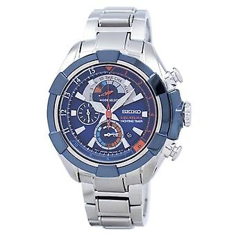 Seiko Velatura Yachting Timer Quarz Spc143 Spc143p1 Spc143p Men's Uhr