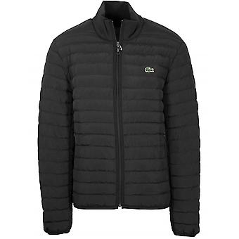 Lacoste Black Down Jacket