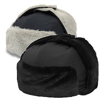 New Era Winter Hat TECH FABRIC Trapper