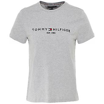 Tommy Hilfiger Organic Cotton Crew Neck T-Shirt