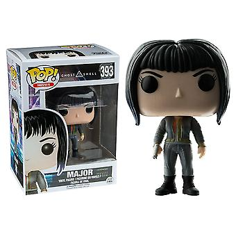 Ghost in the Shell Major with Jacket & Gun US Pop! Vinyl