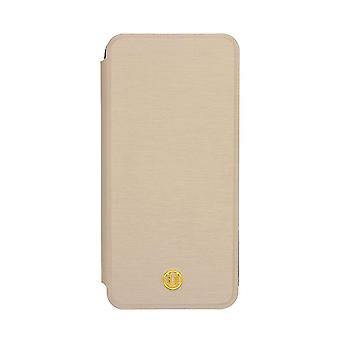 iPhone 6/6s - 4.7 Inch Magnetic Two in One Scottie Dog Gold Folio Hard Shell