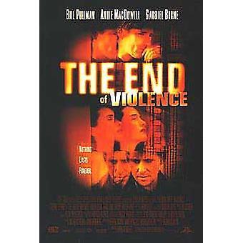 The End Of Violence (1997) Original Cinema Poster