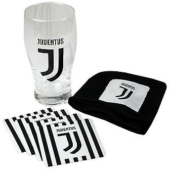 Juventus FC Wordmark Mini Bar Set