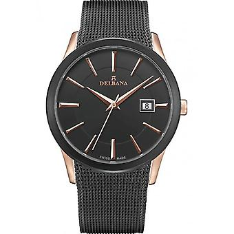 Delbana - Watch - Men - Classic Collection - 73701.626.6.031 - Oxford