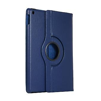 360 caz rotativ Apple iPad 10,2 2 2019-albastru-închis