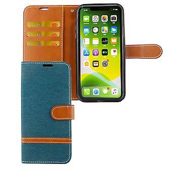 Omena iPhone 11 soittaa puhelimella asia säilö asia asia kansi karstata asia lompakko vihreä