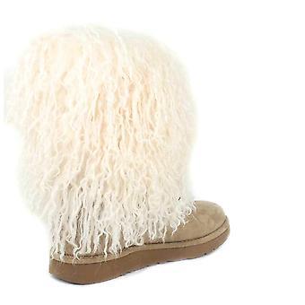 Ugg Australia Womens Lida Closed Toe Mid-Calf Fashion Boots