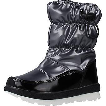 Garvalin Boots 191690 Silver Color
