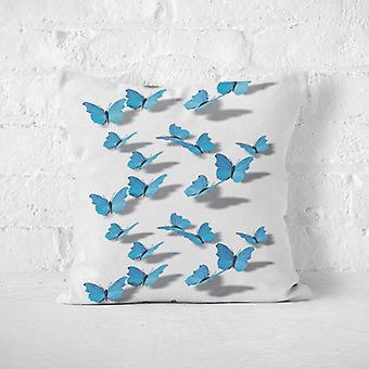 Meesoz Kissenbezüge - Blue Butterflies