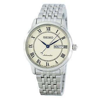 Seiko Presage automatische 24 Juwelen Japan gemacht SRP763J1 SRP763J Männer's Uhr