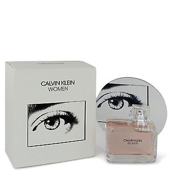 Calvin klein woman eau de parfum spray by calvin klein 542707 100 ml