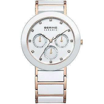 Bering watches ladies watch ceramic collection 11438-766