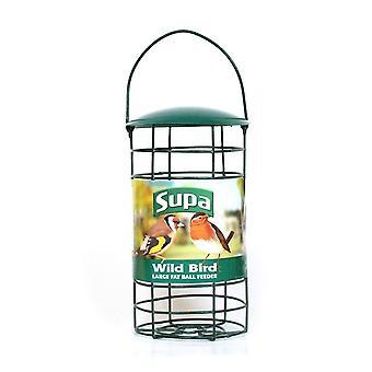 Alimentador del pájaro salvaje del Supa grasa bola