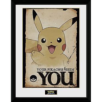 Pokemon - Painting, Pikachu