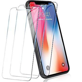 iCoverCase | iPhone 11 Pro Max | 2-Pack Bildschirmschutz | Gehärtetes Glas