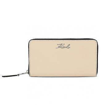 Karl Lagerfeld  Karl Lagerfeld K/Signature Zip Around Wallet