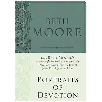 Portraits of Devotion by Beth Moore - 9781433684746 Book