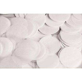 Paper Confetti White
