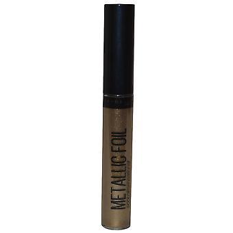Maybelline kleur sensationele vloeibare Lipstick metalen folie 5ml Vortex #125