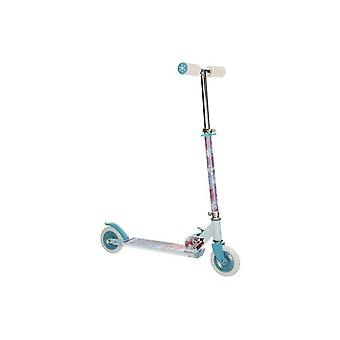 Disney Frozen 2 Folding In Line Scooter Mini Scooter MV Sports Ages 5 Years+