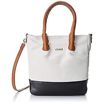 CUPL Women's shoulder bag 8x35x30 cm (W x H x L) Brown Size: 8x35x30 cm (W x H x L)