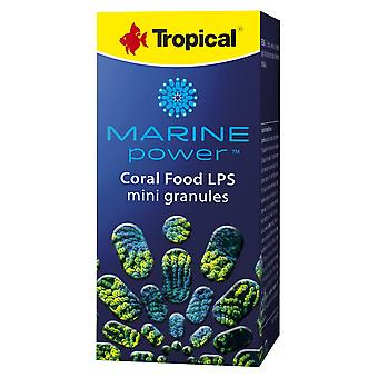 Tropical 61253 Marine Coral Food Lps Mini Gran 70 Grs (Fish , Food , Warm Water)