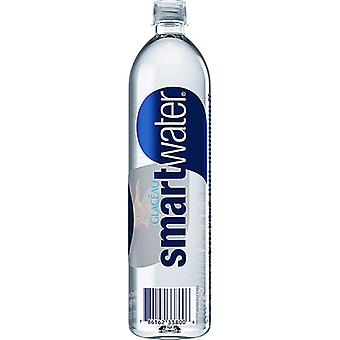 Glaceau Smartwater Pet-( 1 Lt X 12 Flasker)