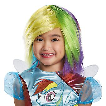 Rainbow Dash Child Wig