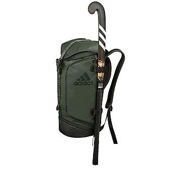 adidas U7 Hockey Backpack Rucksack Bag Khaki