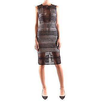 Toy G Ezbc311003 Women's Black Cotton Dress
