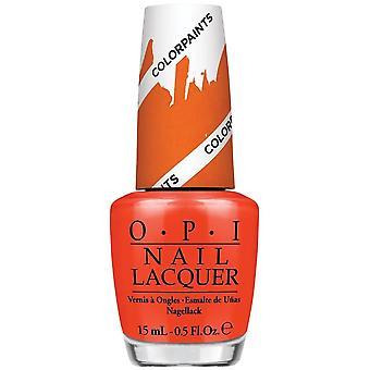 OPI Color Paints - Chromatic Orange