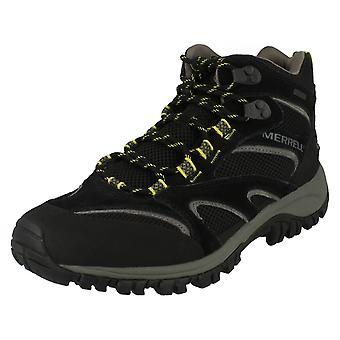 Para hombre Merrell impermeable botas Phoenix mediados de caminar