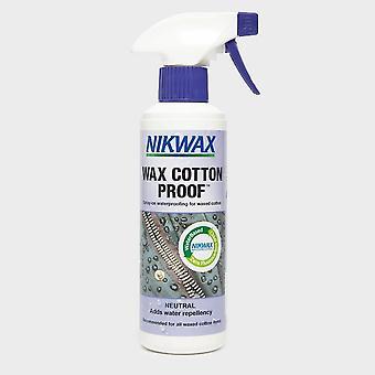 NIKWAX Wax Cotton Proofer 300ml Waterproof Protection Blue