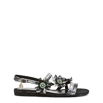 Laura Biagiotti Original Women Spring/Summer Sandals - Black Color 31750