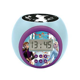 Disney Frosne 2 Projektor Vækkeur