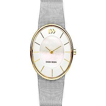 Danish Designs DZ120557-women's wrist watch stainless steel, color: Silver