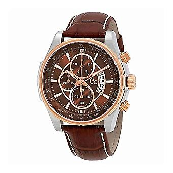 Guess men's Chronograph Watch quartz men's watch with leather X81002G4S