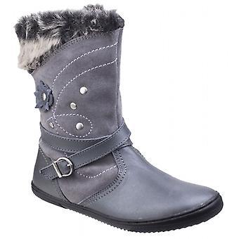 Hush Puppies Pippa Girls Boots Grey