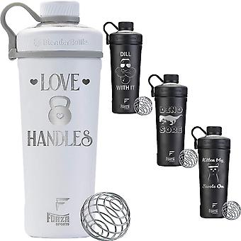 Blender Bottle x Forza Sports Radian 26 oz. Insulated Stainless Steel Shaker Cup
