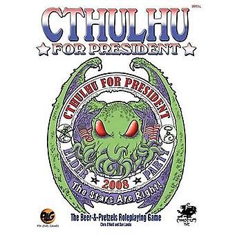 Cthulhu for President by ONeill & C.