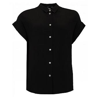 Calvin Klein Womenswear Roll Sleeve Shirt