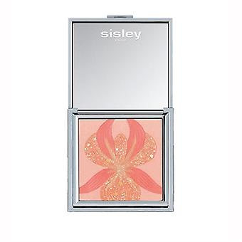 Sisley L'Orchidee Highlighter Blush With White Lily 03 Corail 0.52oz / 15g