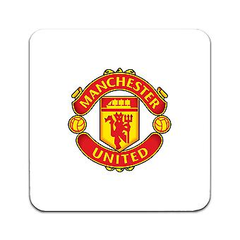 2 ST Manchester United Coasters
