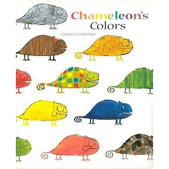 Chameleon's Colors by Chisato Tashirp - 9780735821118 Book