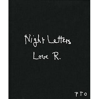 Roger Hilton Night Letters by Timothy Bond - 9780954709174 Book