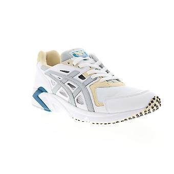 Asics Gel DS Trainer OG  Mens White Mesh Lace Up Low Top Sneakers Shoes
