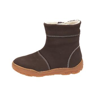 Pepino LUCA Kids Boys Boots Brown Lace-Up Boots Winter