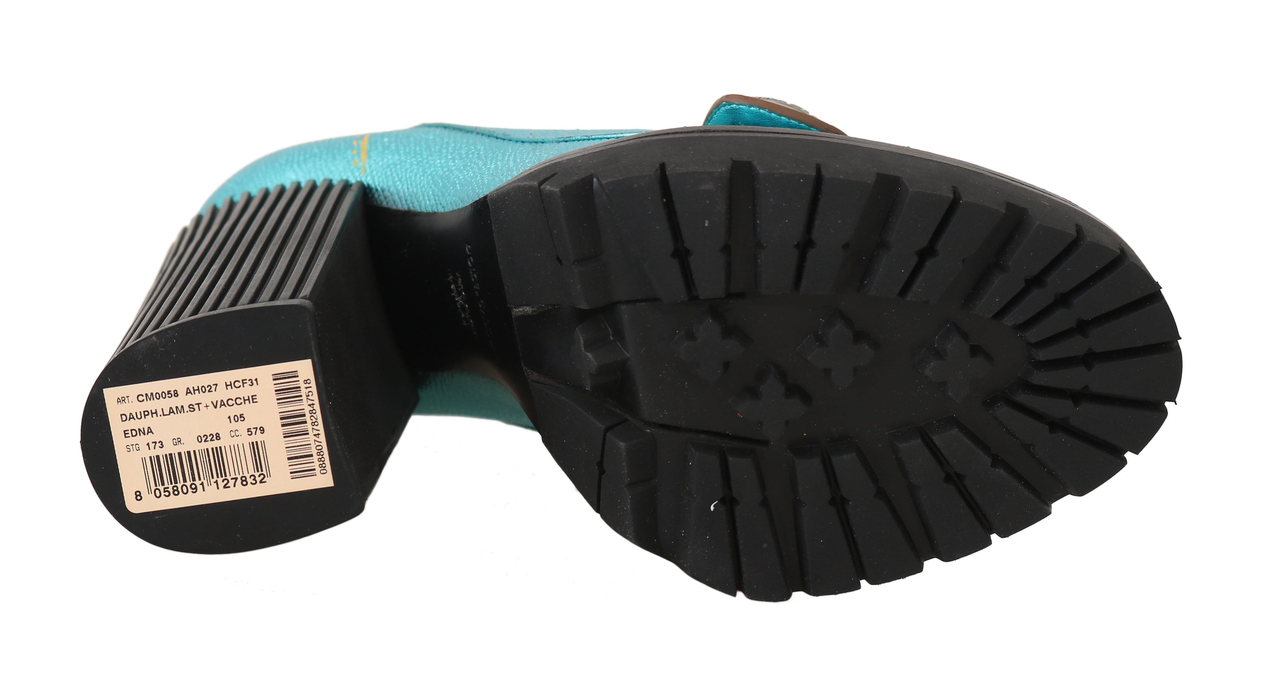 Dolce & Gabbana Leather Handpainted Heart Pumps -- La44121520