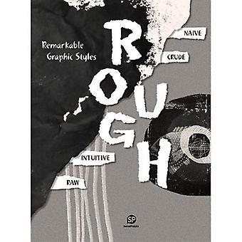 ROUGH - Remarkable Graphic Styles Series by SendPoints - 9789887849452